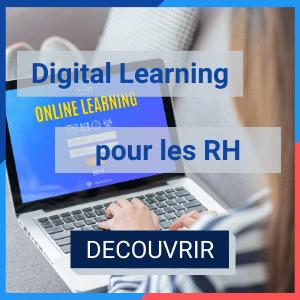 Tout le digital learning pour RH