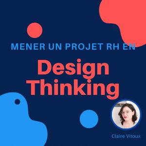 Le Design Thinking appliqué aux ressources humaines