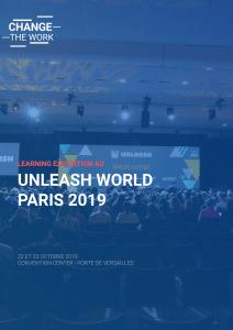 Récapitulatif de Unleash 2019