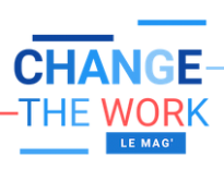 Change the Work, le mag