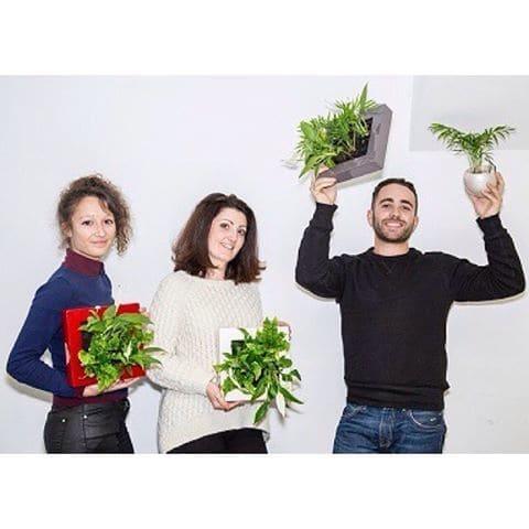 Le télétravail en coworking et la rencontre avec la startup Nina Végétal à Co-Start.