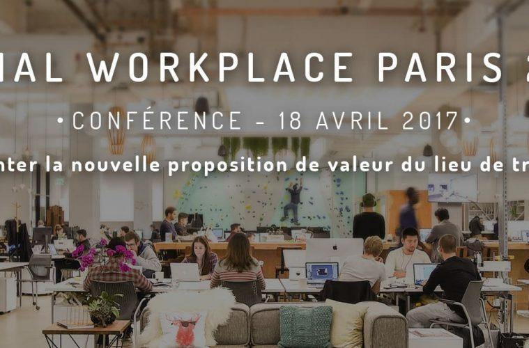 Conférence social workplace paris 2017