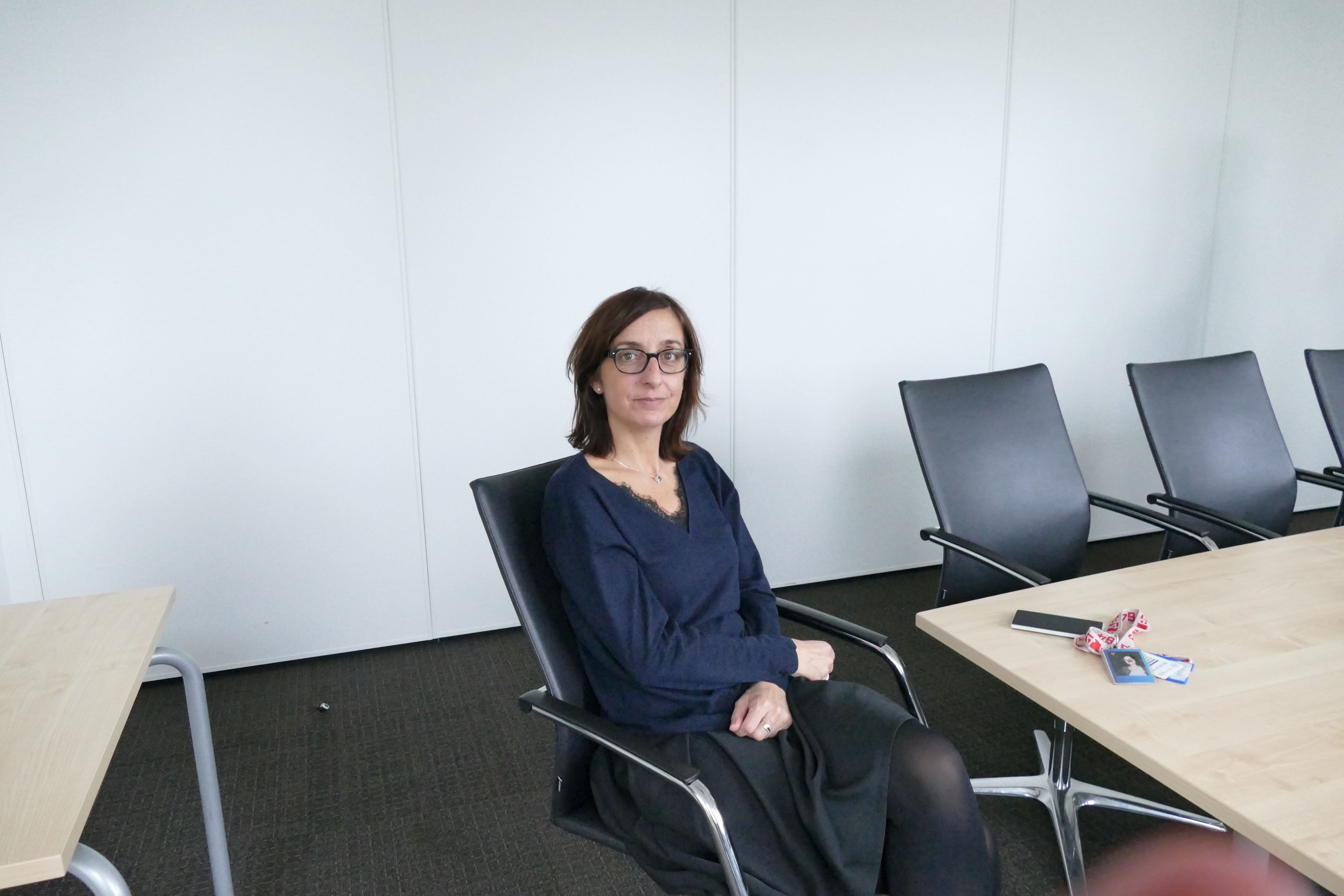 Noelle Trinanes nous parle du flex office chez Dell