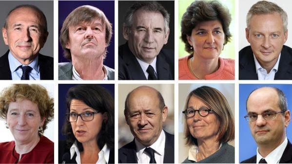 Le gouvernement Philippe