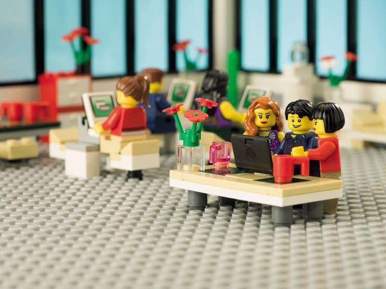 Le bien-être chez Lego