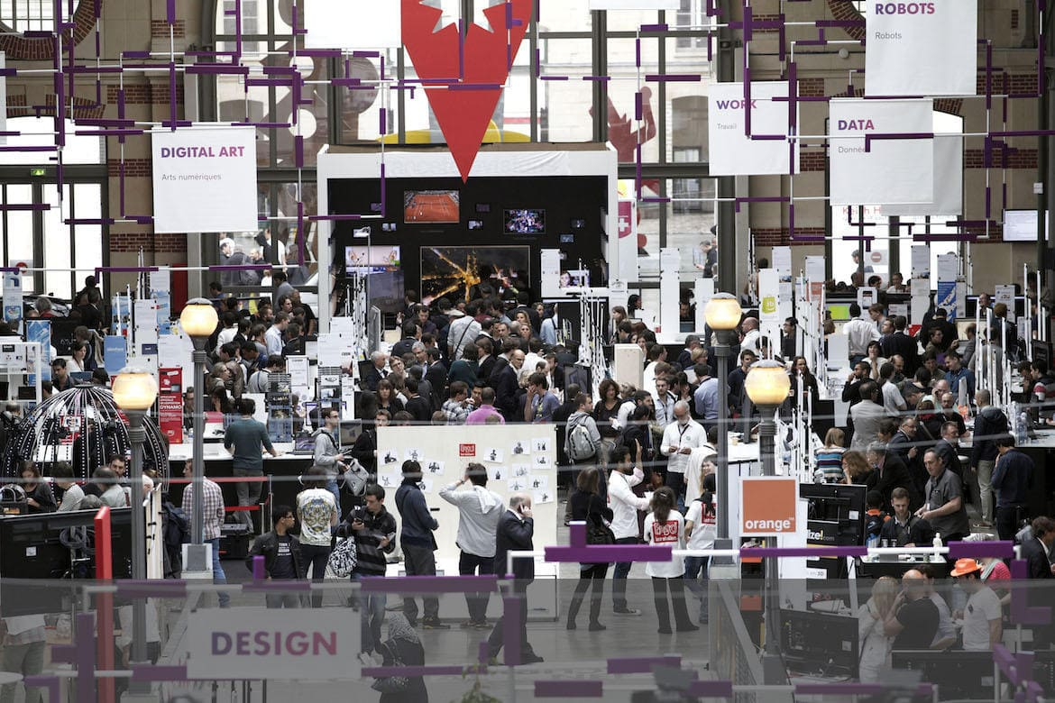 Le village de l'innovation 2016