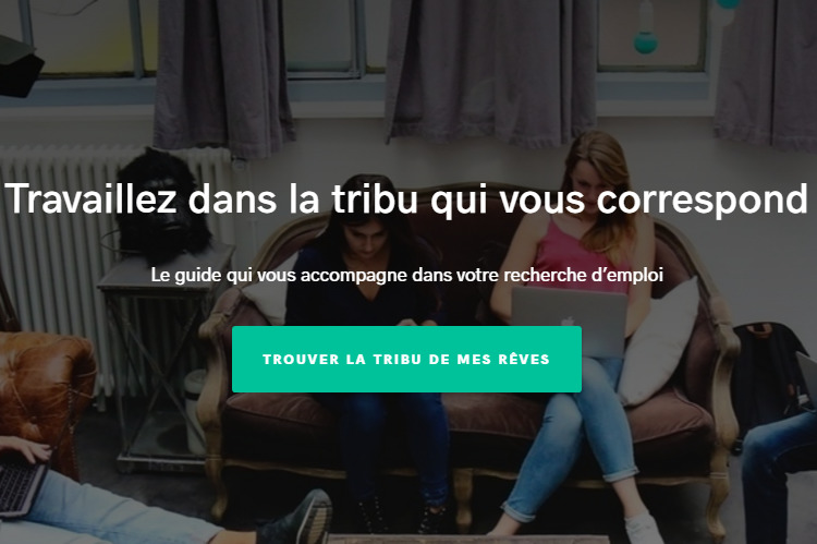 Welcome to the Jungle, une startup RH du recrutement
