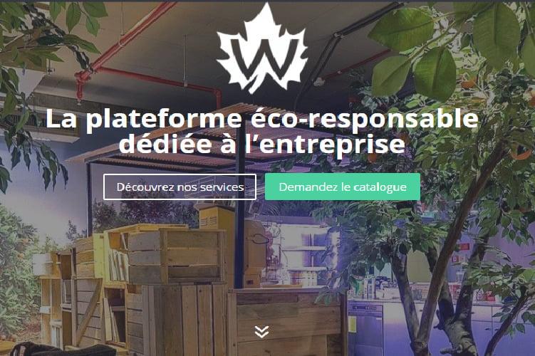 Wildesk, startup RH végétale