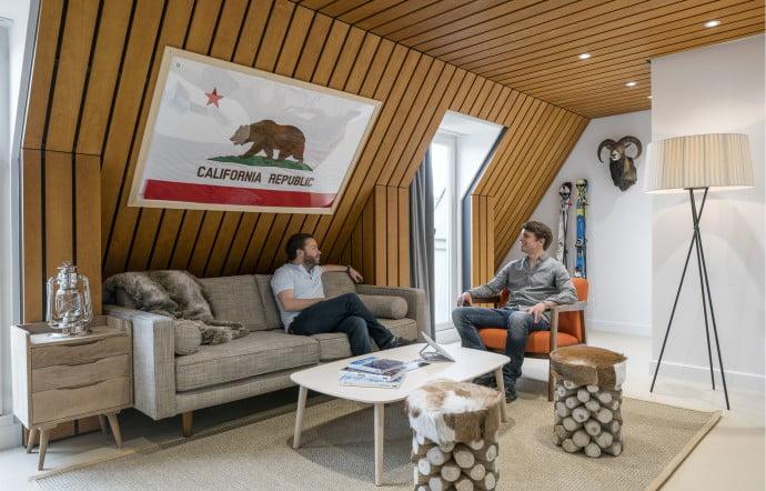 bueraux airbnb salle americaine