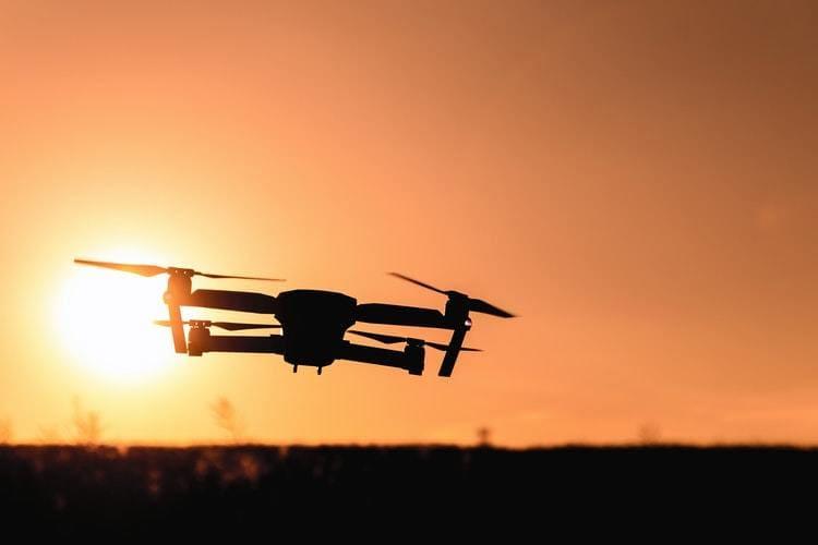 Télépilote de drones