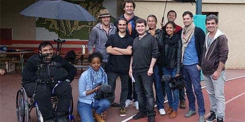 Jaris, la formation aux métiers de l'audiovisuel pour les handicapés