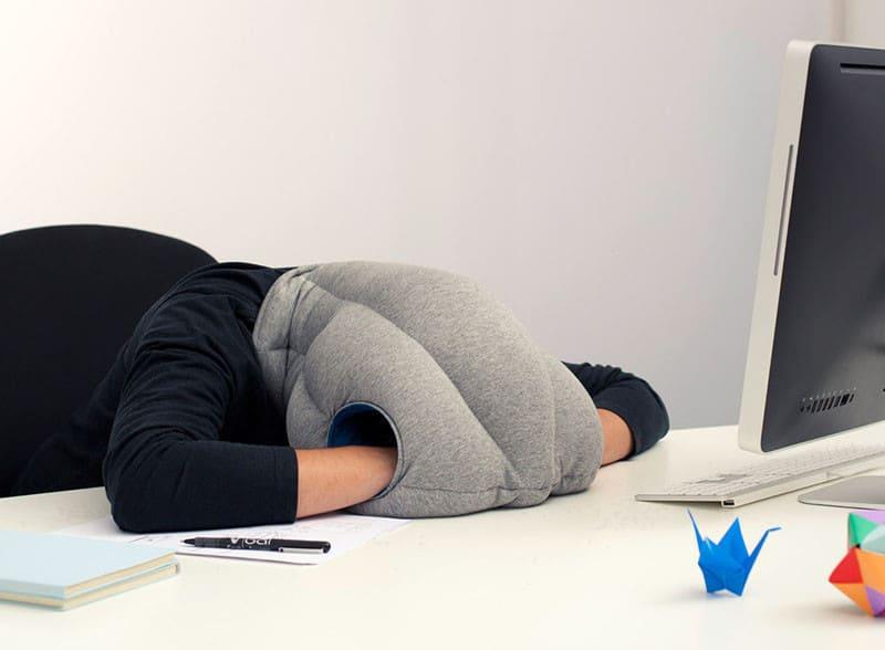 Faire la sieste au travail