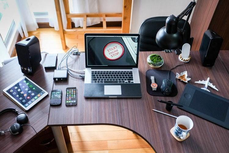 Travail en remote start-up