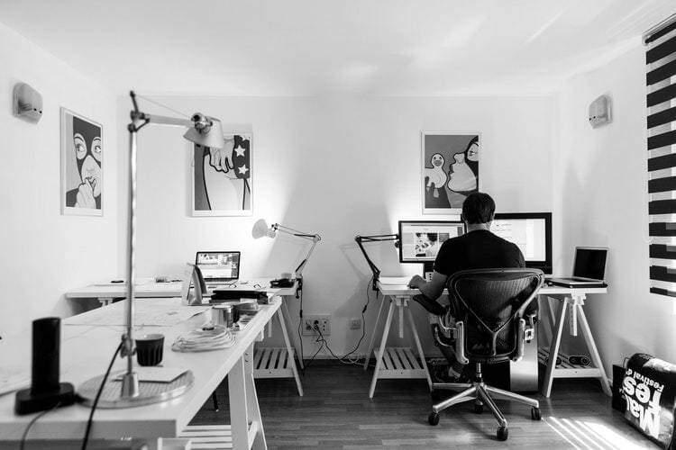 Productivité et télétravail