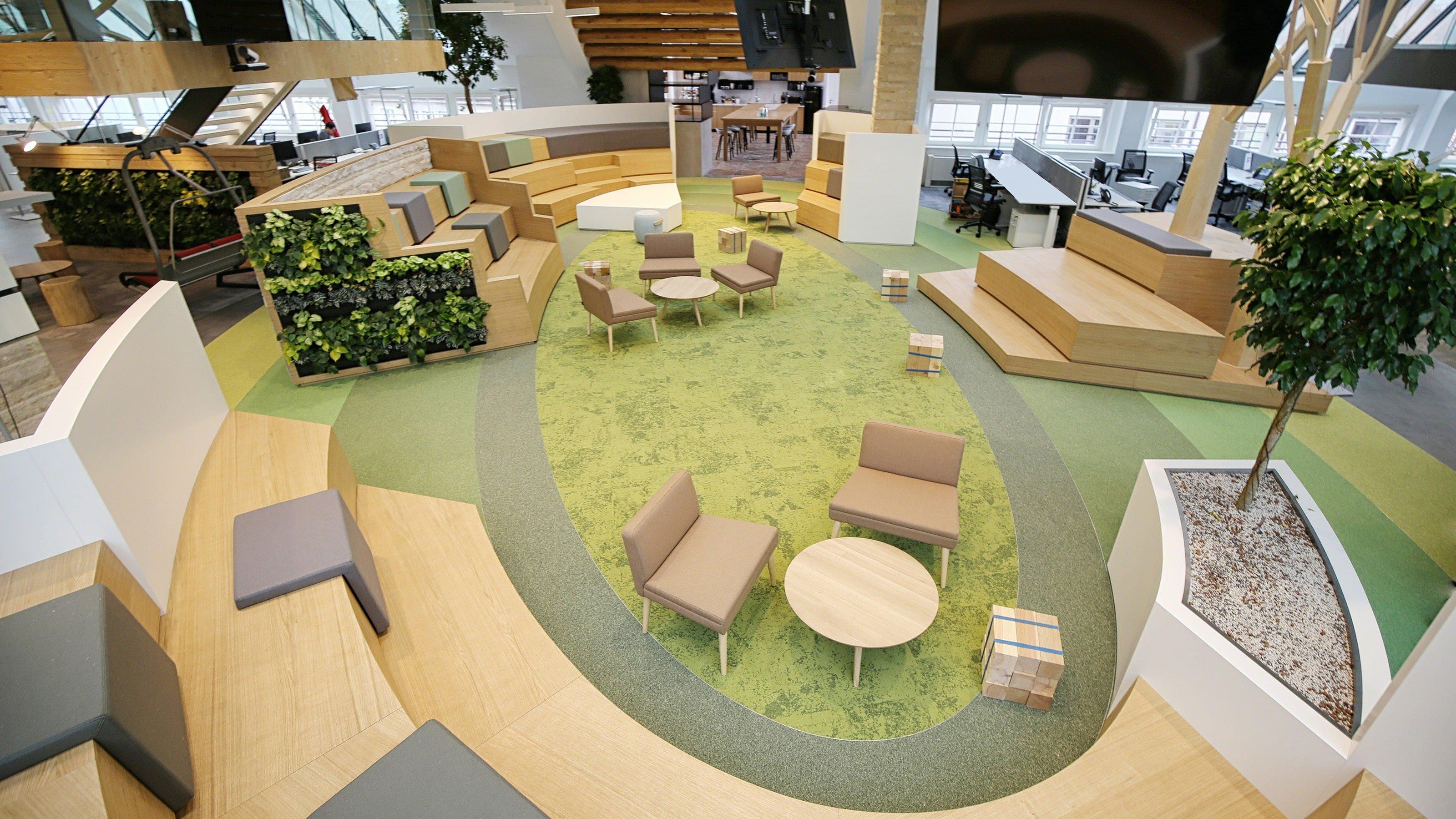 Design sensoriel chez LinkedIn : entre tradition et modernité, les 5 sens palpitent à Munich