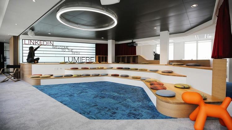 Design sensoriel chez LinkedIn : retranscrire l'esprit parisien