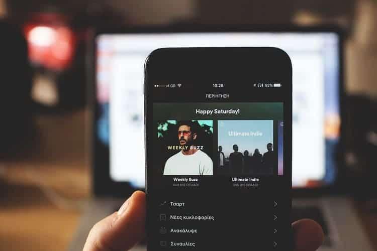 Organisation chez Spotify