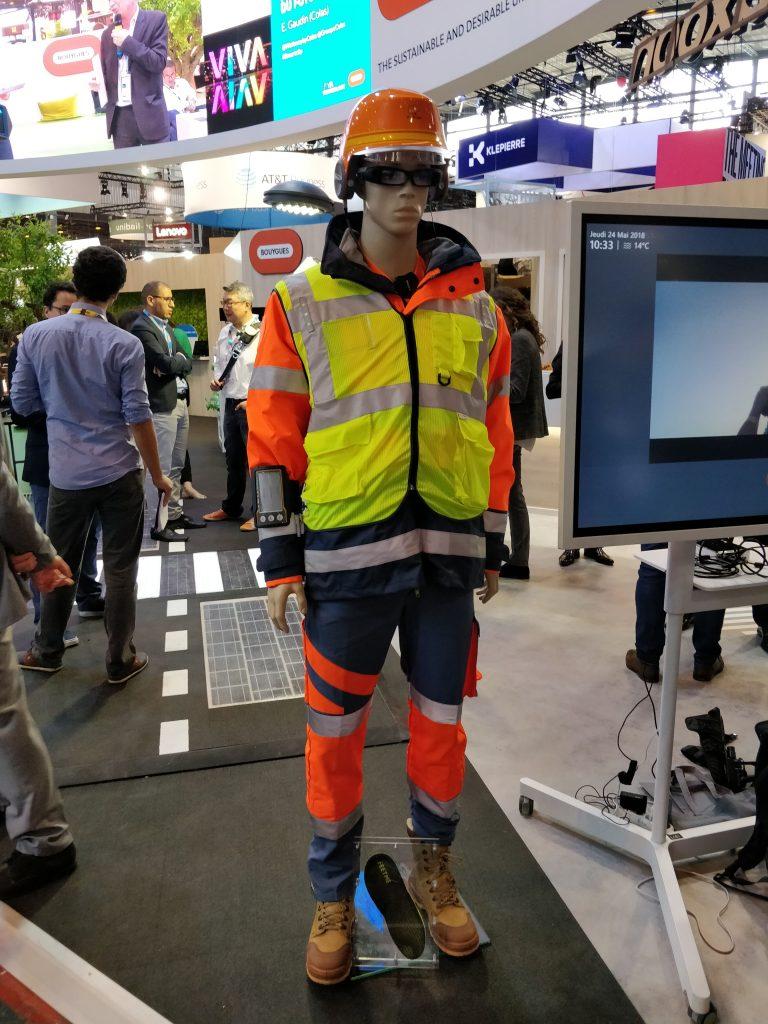 Bouygues innove pour la sécurité au travail