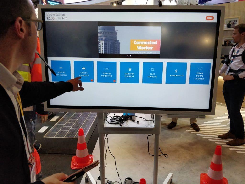 tableau hublo pour digitaliser les chantiers