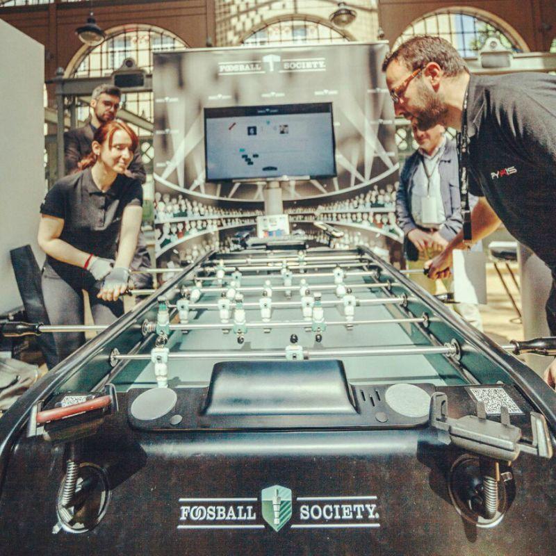Foosball society