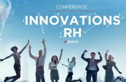 """La 5ème édition """"Innovations RH"""" du Journal Du Net"""