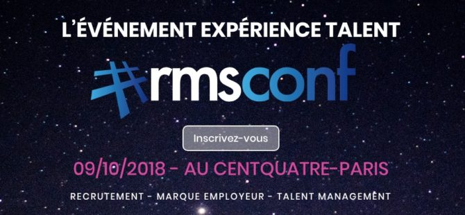 Rmsconf Evenement