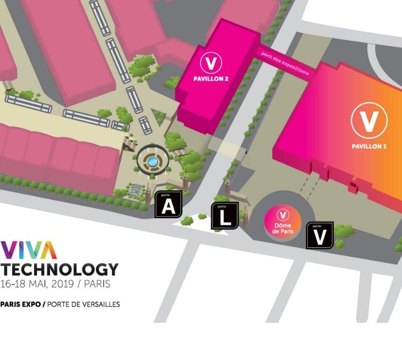 La 4ème édition du Salon Vivatech
