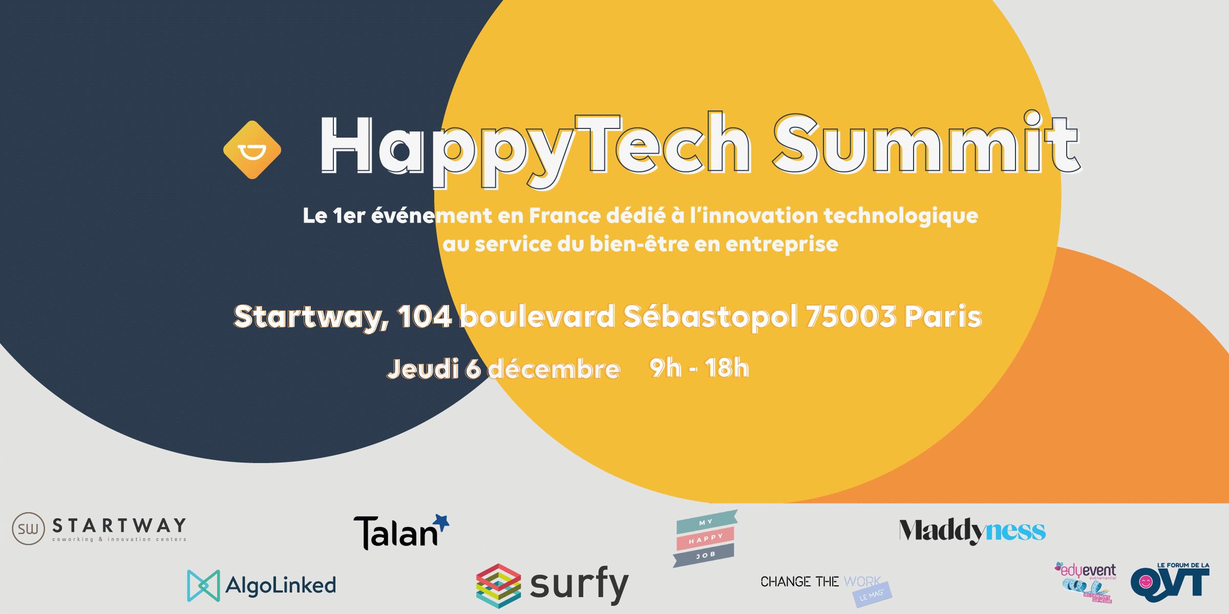 HappyTech - Summit