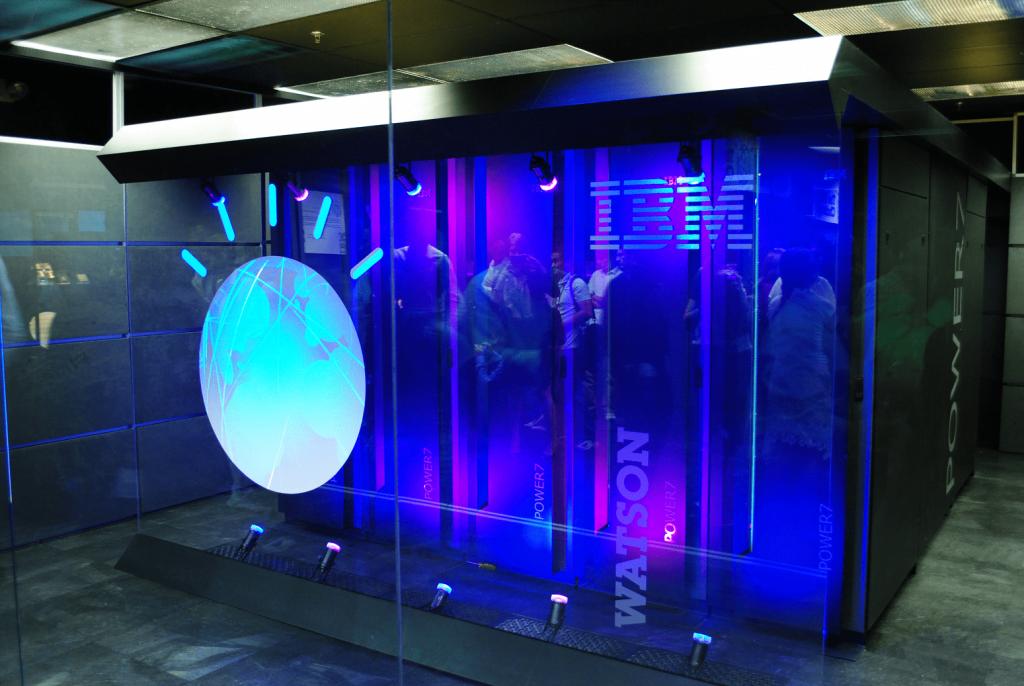 Watson, l'intelligence artificielle d'IBM championne de Jeopardy! 2011