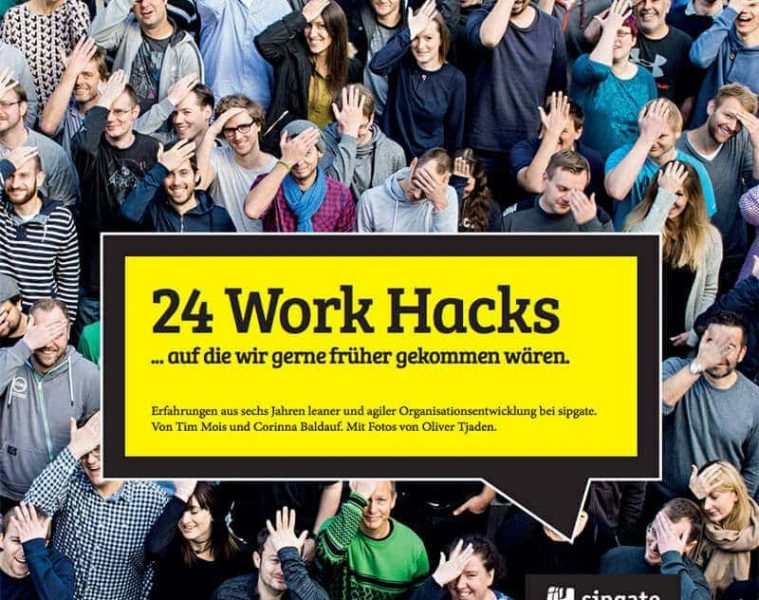 24 Work Hacks by sipgate