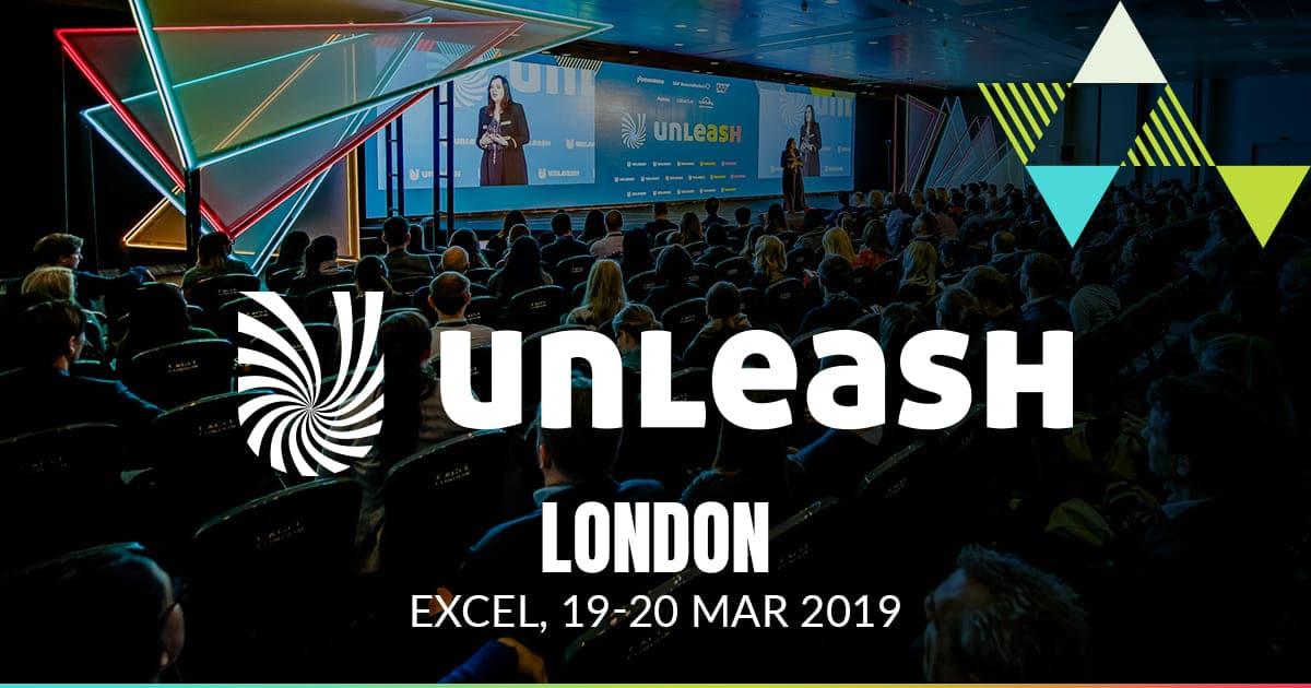 Unleash London 2019 a été un véritable succès dans la sphère RH internationale