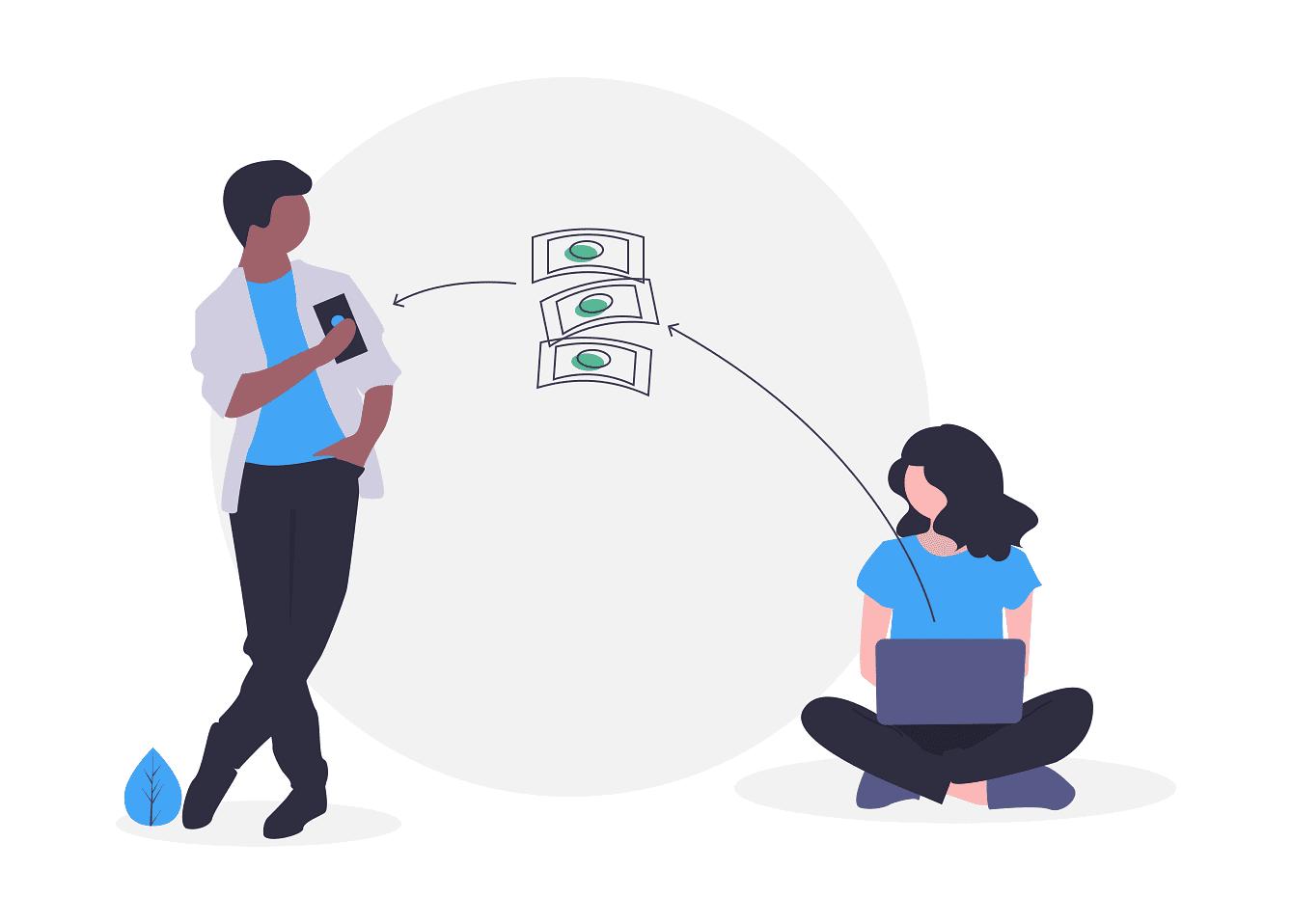 Les paies seront-elles gérées par blockchain ? ADP dépose un brevet !