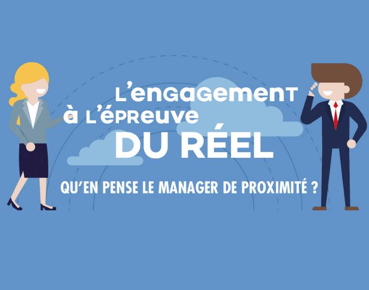 Les managers de proximité, premier levier de l'engagement collaborateur ?