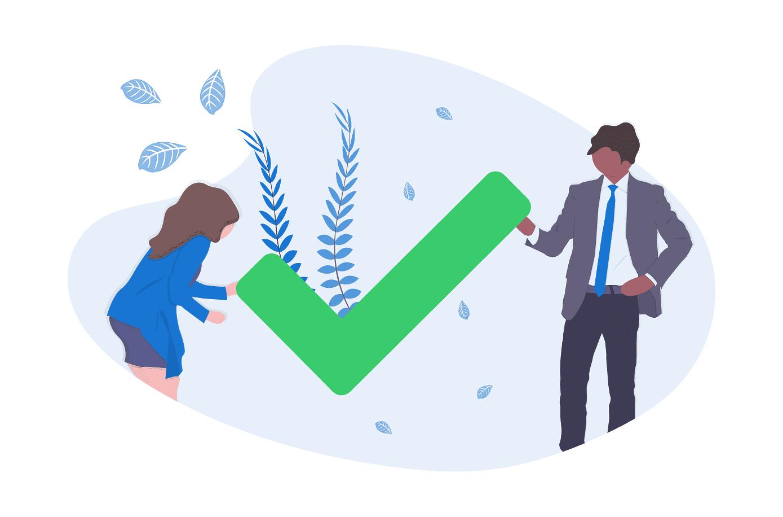 Le label B-corp récompense les entreprises avec des objectifs sociaux et environnementaux. Basée sur plusieurs critères, de plus en plus d'entreprises françaises obtiennent ce label, telle que Bledina.