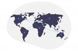 Talkpush est une entreprise distribuée. Ils utilisent différentes techniques et méthodes afin que les colloborateurs travaillent ensembles tels que slack ou des objectifs accessibles.